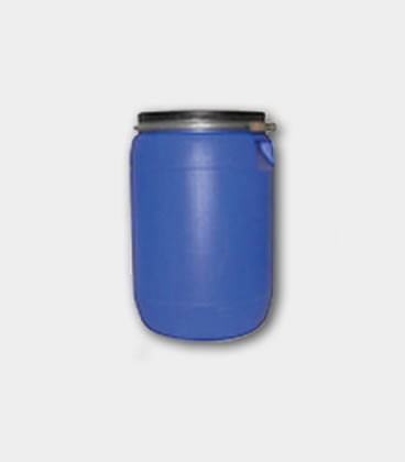 BIDON 30L - BOCA ANCHA - AZUL (1.3 Kgs)