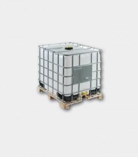 CONTENEDOR (IBC/GRG) 1000L - NATURAL - PALET MADERA Ø150mm
