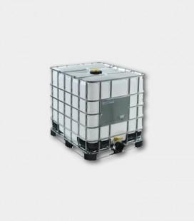 CONTENEDOR (IBC/GRG) 1000L - NATURAL - PALET HIBRIDO Ø150mm
